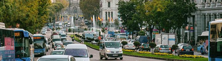 Madrid introduce medidas y sanciones ambientales en la ordenanza de movilidad sostenible