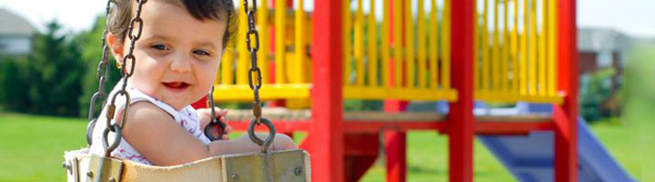 Los fabricantes de parques infantiles reclaman una norma obligatoria sobre Seguridad de las áreas de juego infantil