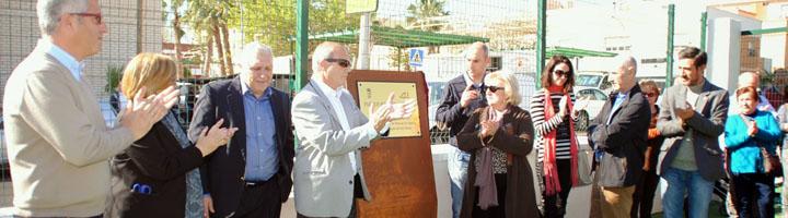 Huércal de Almería ha inaugurado el nuevo Parque Infantil Rogelio Hidalgo