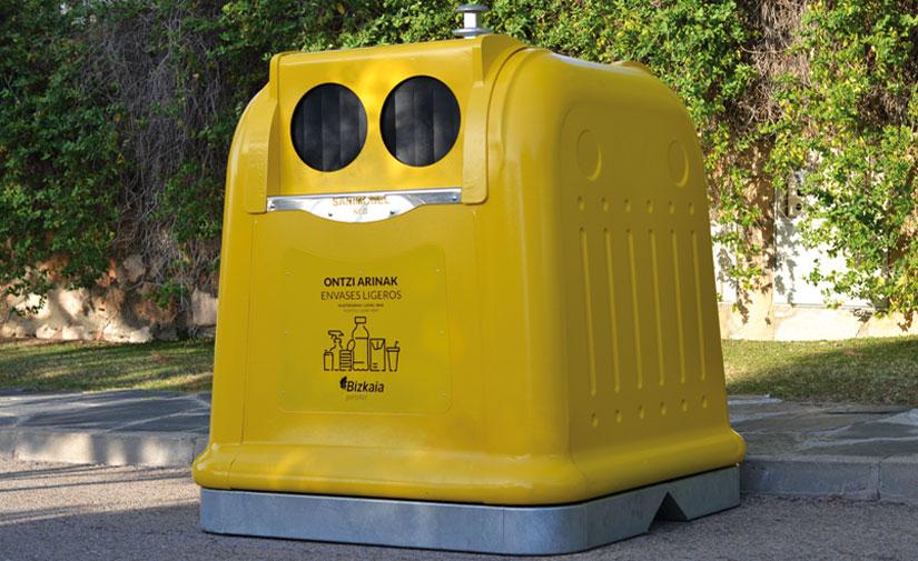 Garbiker confía a Sanimobel el suministro de contenedores inteligentes para Bizkaia
