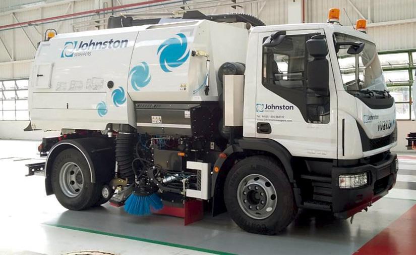 Gas natural comprimido en equipos de limpieza, la alternativa eco