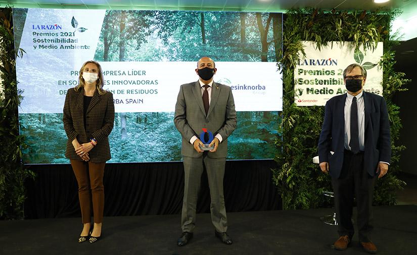 GEESINKNORBA SPAIN, premiada como empresa líder en soluciones innovadores de recolección de residuos