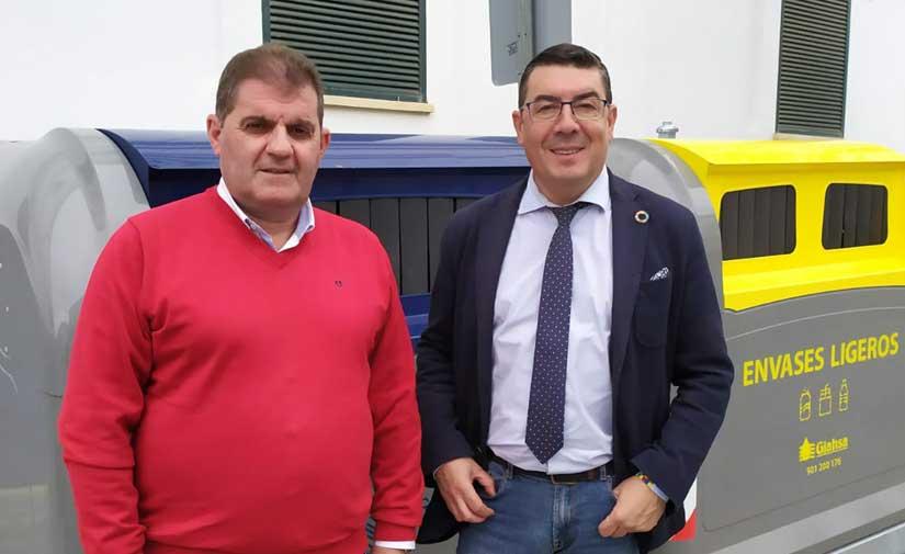 Giahsa valora satisfactoriamente la implantación del nuevo sistema de recogida de residuos en la Sierra de Huelva