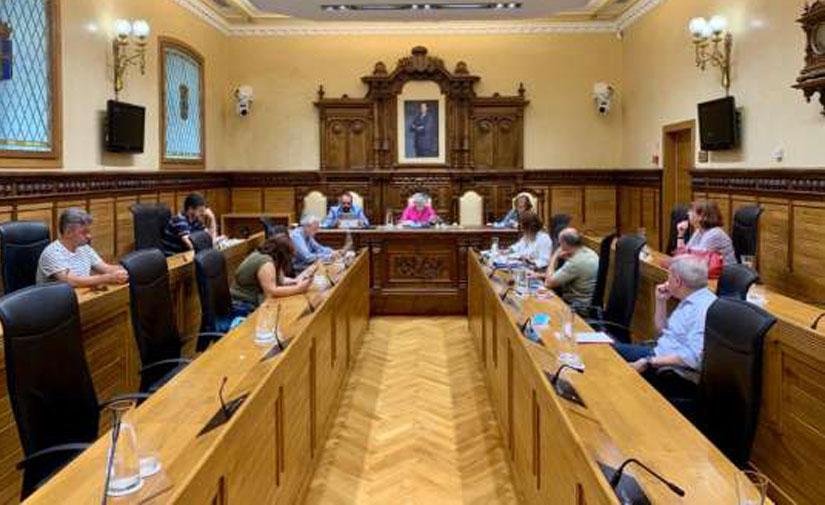 Gijón prepara la contratación de la gestión inteligente del alumbrado público