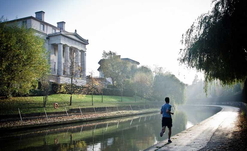 GoGreenRoutes: nuevo proyecto de la UE para investigar los beneficios de la naturaleza urbana para la salud después de la COVID-19
