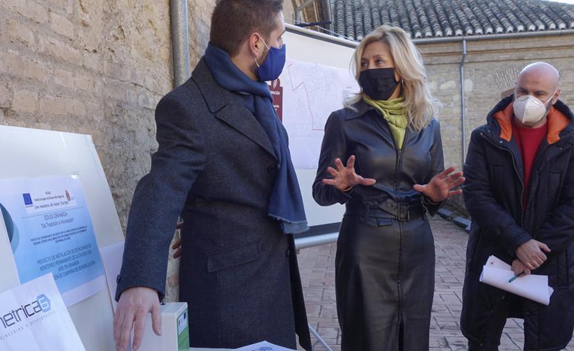 Granada inicia la instalación de más de 300 medidores para controlar la calidad del aire
