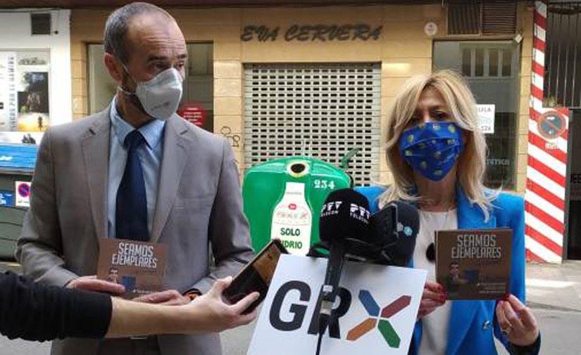 Granada potencia el reciclaje gracias a la instalación de Ecopuntos