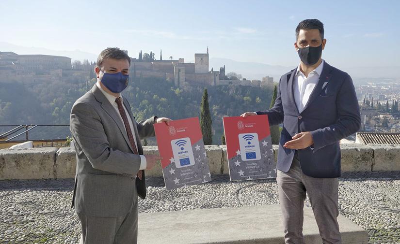 Granada será una ciudad más conectada gracias a la expansión de puntos de acceso WiFi