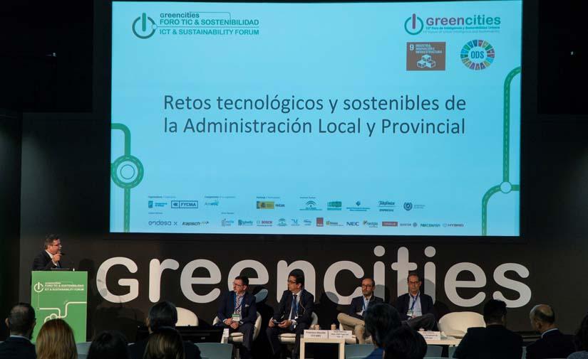 Greencities y S-Moving 2020 ofrecerá soluciones inteligentes y sostenibles para los nuevos retos de las ciudades