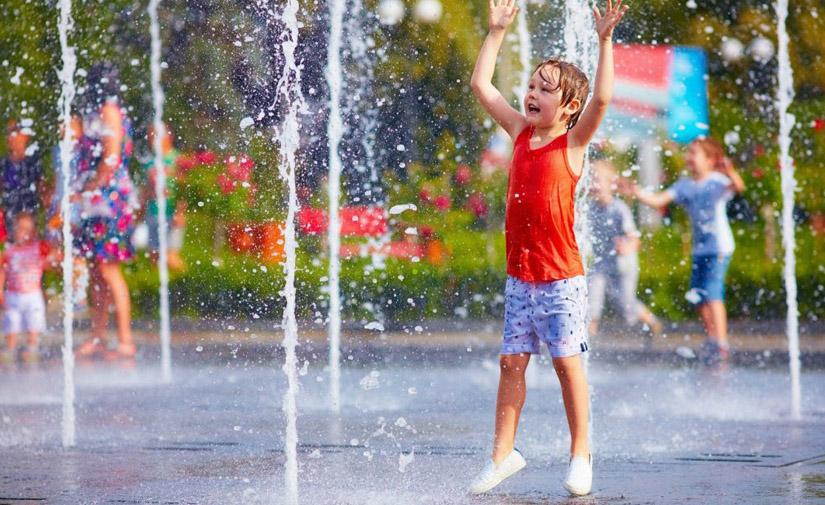 Guía y consejos para crear un buen Splash Park