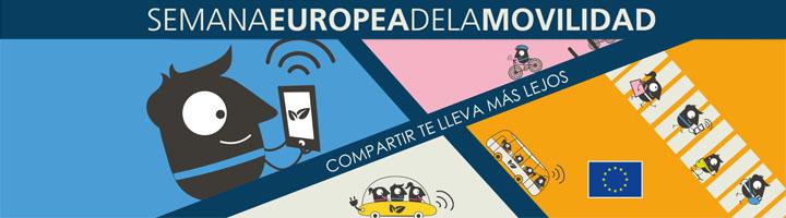 España se sitúa como el segundo país con mayor número de ciudades participantes en la Semana Europea de la Movilidad