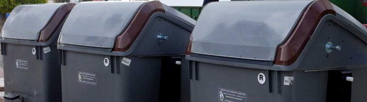 Sanlúcar De Barrameda renueva los contenedores de residuos de carga lateral
