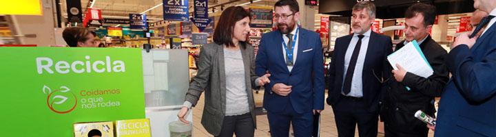 Galicia invertirá cerca de 6 millones de euros en diversas líneas de actuaciones para mejorar la gestión de los residuos