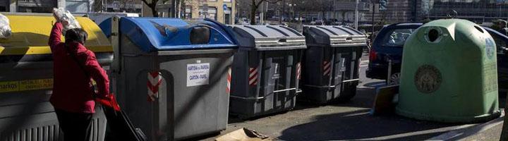 Los avances de la recogida selectiva de residuos de Zubieta situarán a Gipuzkoa entre los países más desarrollados de Europa