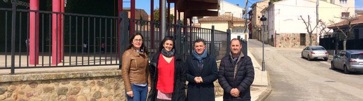 El Gobierno de La Rioja contribuye a la renovación del alumbrado publico de Galilea para mejorar la eficiencia energética