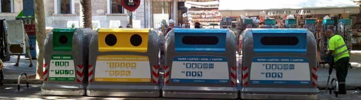 EMAYA reafirma su apuesta por la tecnificación con la sustitución de 2.000 contenedores por otros de mayor capacidad