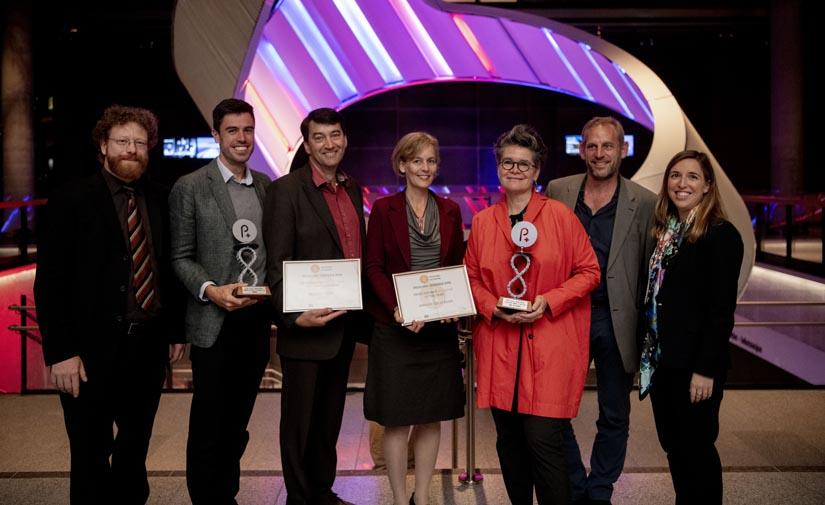 Haarlem, Koprivnica, BIG y KampC ganadores de los premios europeos en sostenibilidad e innovación