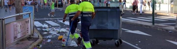 Nuevo servicio de limpieza viaria y gestión de residuos en La Aldea de San Nicolás