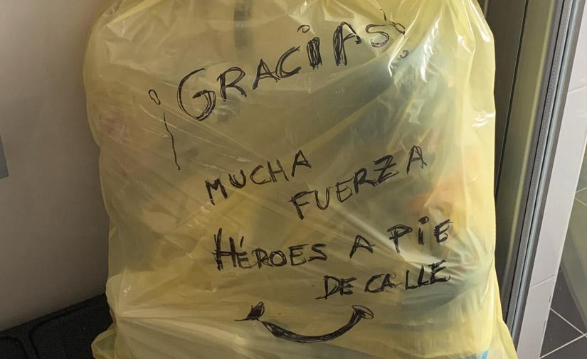 #HéroesAPieDeCalle: la iniciativa de Ecoembes para agradecer al personal de recogida y tratamiento de residuos su trabajo