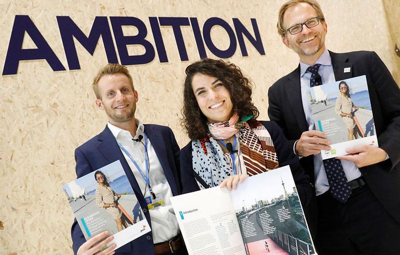 Herramientas para que las ciudades impulsen la innovación en soluciones al cambio climático