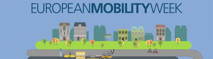 MITECO impulsa la participación en la 18ª Semana Europea de la Movilidad bajo el lema