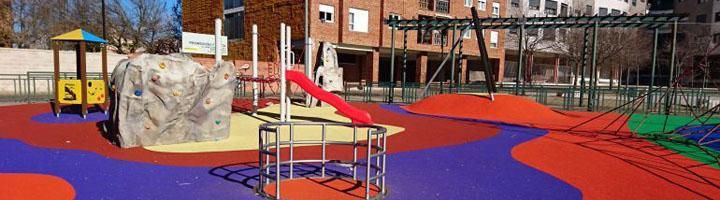 Palencia invierte más de 200.000 euros en la ampliación de cuatro zonas infantiles