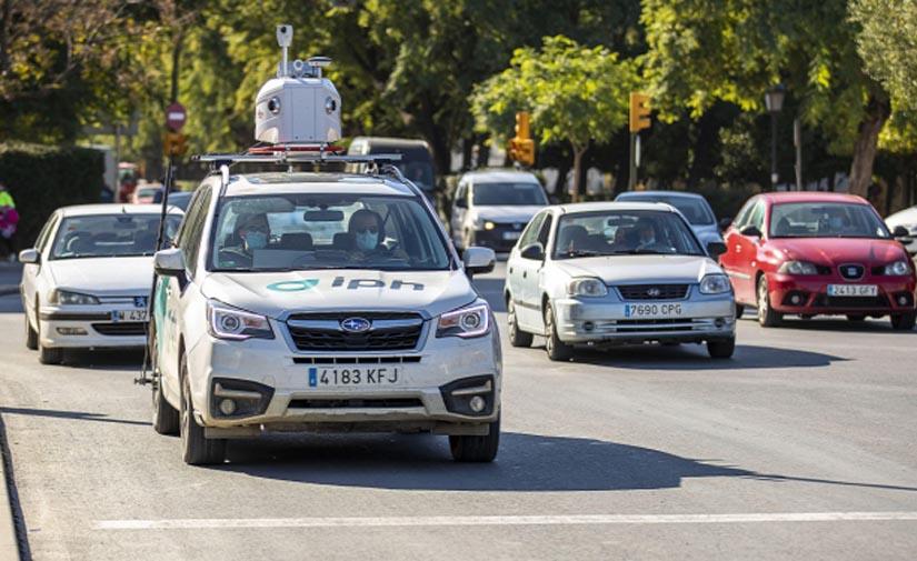Huelva contará con un inventario digitalizado de pavimentos y mobiliario urbano para optimizar su gestión y mantenimiento