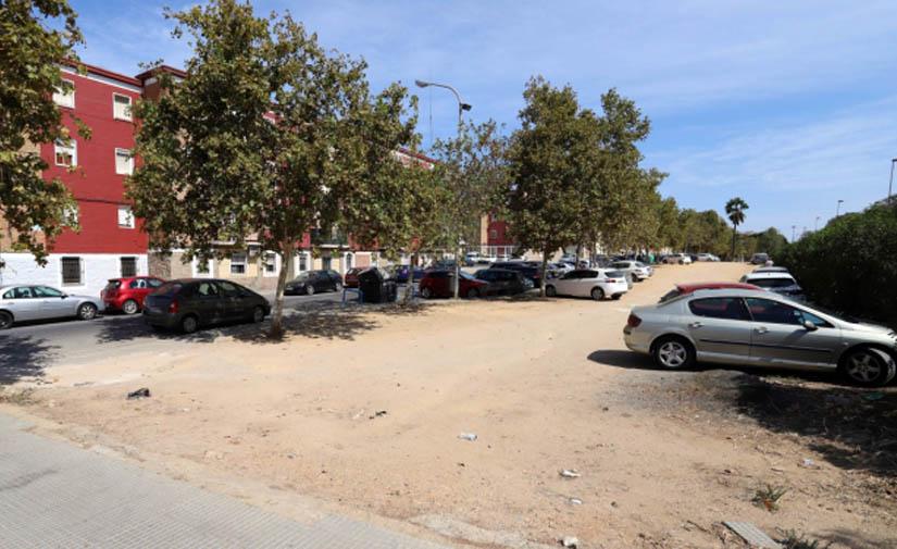 Huelva convertirá el espacio de Santísimo Cristo del Amor en una atractiva zona ajardinada con juegos infantiles