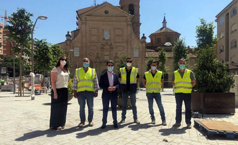 Huesca comienza las obras de peatonalización del Coso, con un presupuesto de 1,8 millones de euros