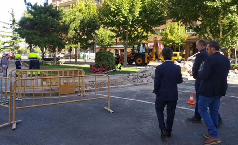 Huesca incorpora tecnología LED en 500 luminarias de la ciudad