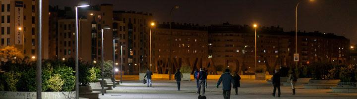 Madrid renueva su alumbrado público con tecnologías eficientes
