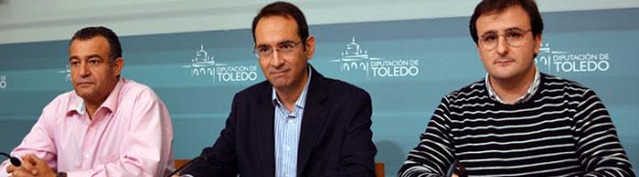 La Diputación de Toledo destina más de 7 millones a inversiones en los municipios de la provincia