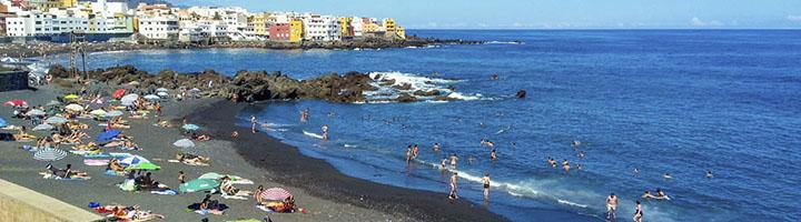 El Cabildo de Tenerife saca a concurso la mejora de la accesibilidad de Playa Jardín, en el Puerto de la Cruz