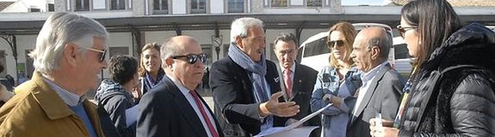 Granada creará un gran espacio peatonal ubicado en la nueva Plaza de la Estación del AVE