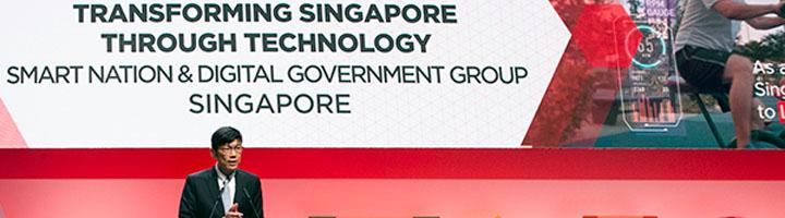 Singapur nombrada Smart City de 2018 en Smart City Expo World Congress