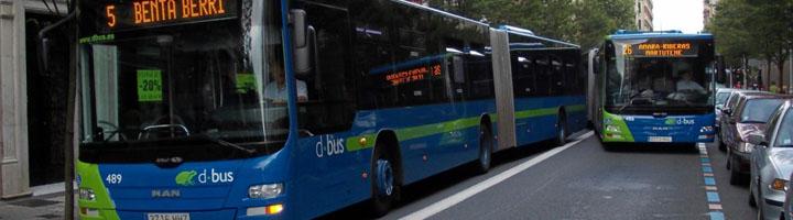 Los autobuses urbanos de Europa ofrecerán mejor servicio