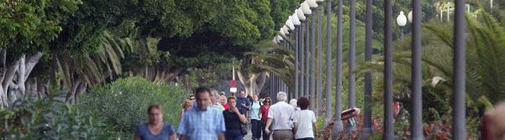 Santa Cruz de Tenerife invierte 95.000 euros en dotar a una parte de la ciudad con farolas led