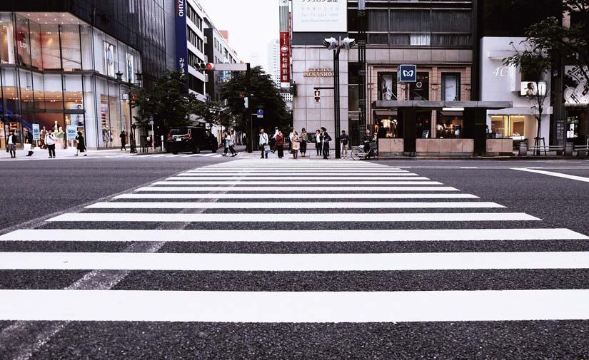 Inteligencia artificial para identificar peatones en pasos de cebra
