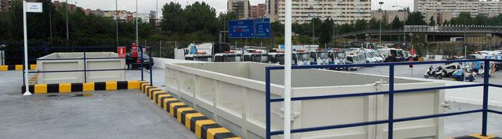 3.604.000 euros para la red de Puntos Limpios de Madrid