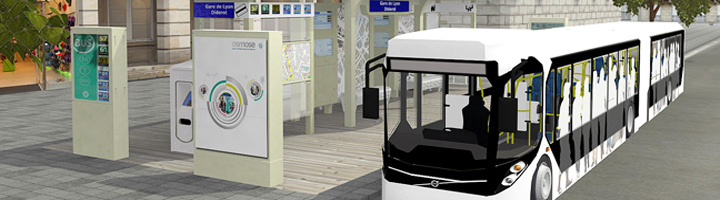 European Bus of the Future (EBSF), importante proyecto europeo para el desarrollo de un nuevo concepto de autobús urbano