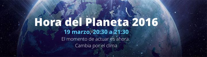 200 ciudades se han unido ya a la Hora del Planeta de WWF