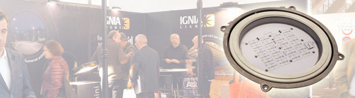 Ignialight presentó en Municipalia su nuevo módulo Retrofit d'Ignialight