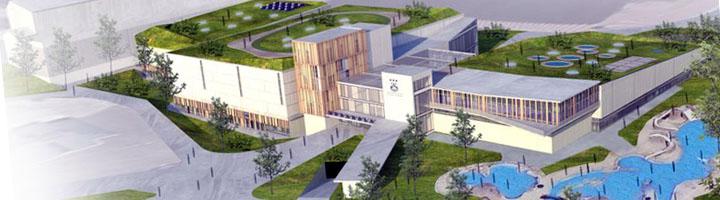 Arrasate presenta el proyecto del nuevo polideportivo