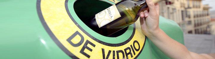 Ecovidrio impulsa el reciclaje de vidrio entre los establecimientos hosteleros de Villafranca de los Barros