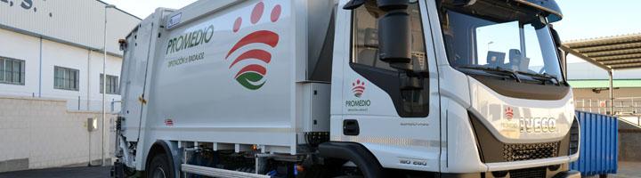 El servicio de recogida de basura de PROMEDIO licita la adquisición de veinte nuevos camiones
