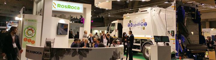 Un año más Ros Roca participa en Smart City Expo World Congress 2017