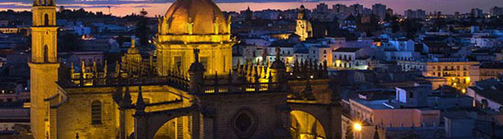 Jerez inicia el procedimiento de contratación del proyecto de Iluminación Singular del centro histórico