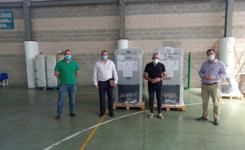 Jaén puesta por reducir emisiones de CO2 con una inversión de 3,5 millones de euros para instalar 52 calderas de biomasa