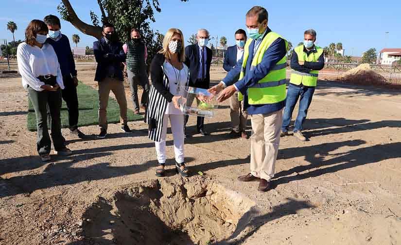 Jerez invertirá 1,3 millones de euros para el Complejo Deportivo Chapín