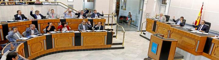 La Diputación de Alicante aprueba un plan que inyectará 30 millones en todos los municipios de la provincia